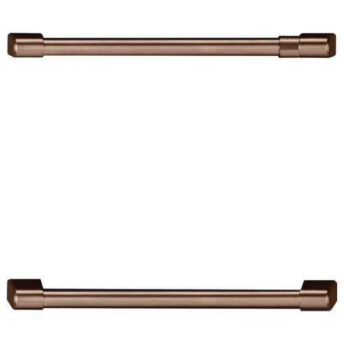 Café Undercounter Refrigeration Handle Kit - Brushed Copper