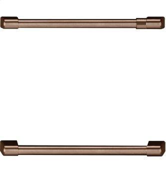 Café™ Undercounter Refrigeration Handle Kit - Brushed Copper
