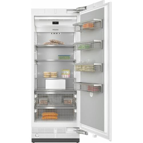 F 2801 Vi MasterCool freezer For high-end design and technology on a large scale.