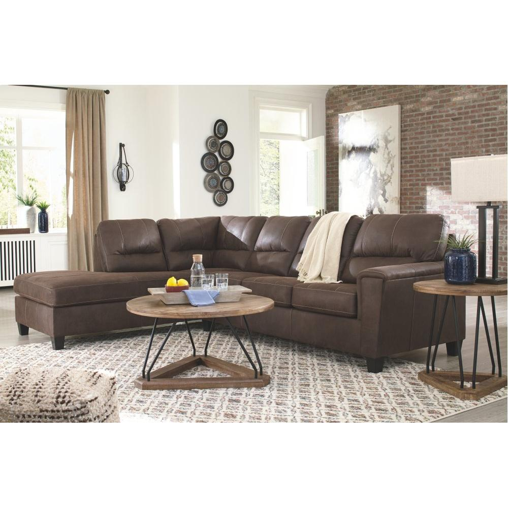Navi 2-piece Sleeper Sectional With Chaise