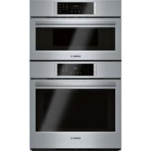 See Details - 800 Series Combination Oven 30'' Stainless steel HBL8753UC