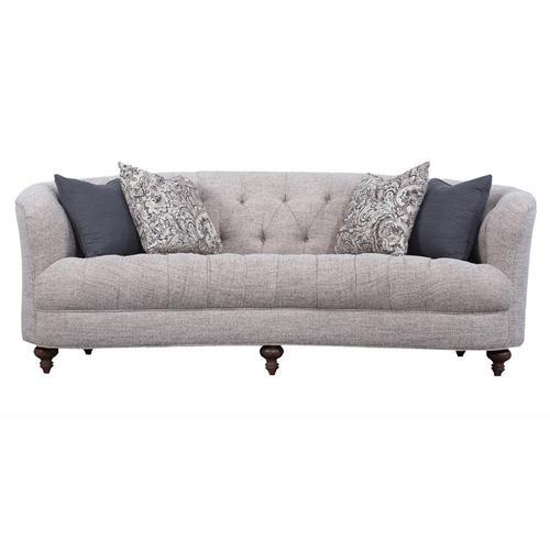 Magnussen Home - Pewter Sofa