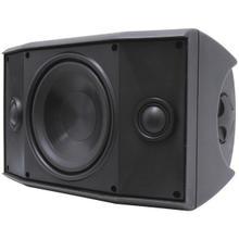 "See Details - 6.5"" Indoor/Outdoor Dual Voice-Coil Speaker (Black)"