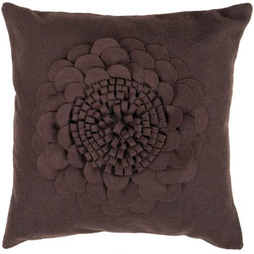"""Surya - Decorative Pillows FA-079 18""""H x 18""""W"""