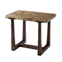 Stafford Accent Table, Echo Oak