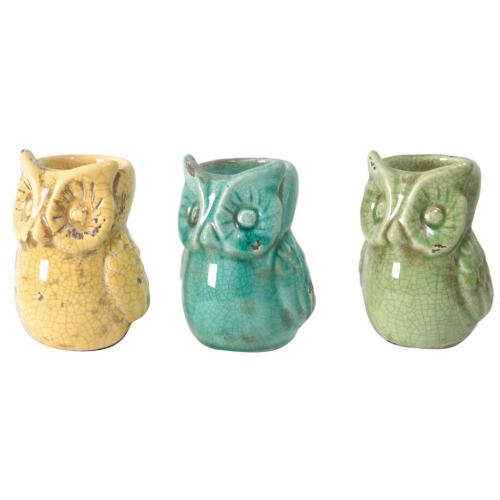 A & B Home - S/3 Candle Holder
