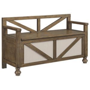 Ashley FurnitureSIGNATURE DESIGN BY ASHLEYBrickwell Storage Bench