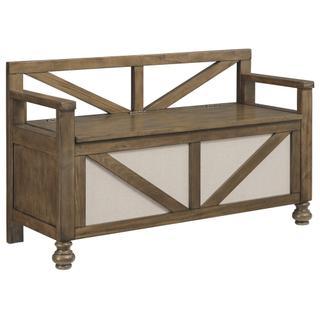 Brickwell Storage Bench