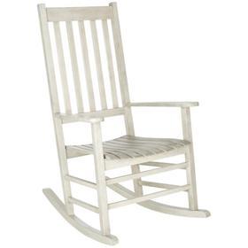 Shasta Rocking Chair - White Wash