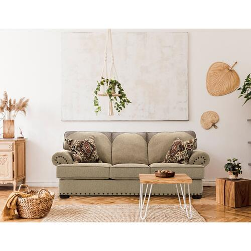 Mammoth Sofa With 2 Pillows