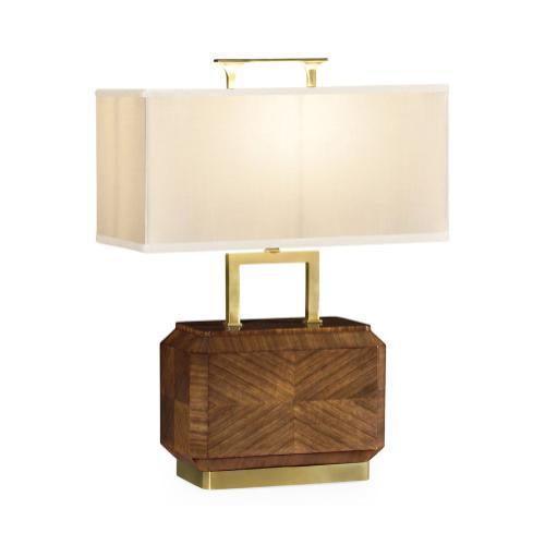 Tea Caddy Table Lamp