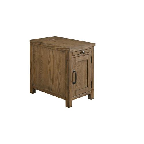 Gallery - 7646 Power Chairside Table