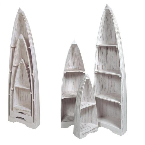 Boat Shelves (3 piece)
