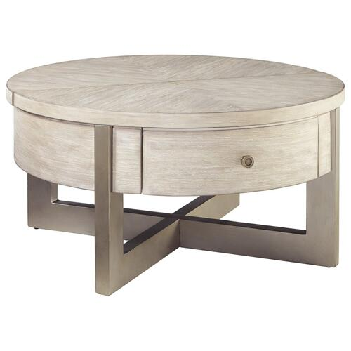 Coffee Table With 2 End Tables
