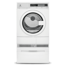 See Details - 4.0 Cu. Ft. Condensed Front Load Dryer with Capacitive Touch Controls