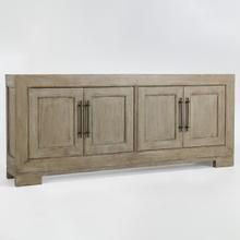 See Details - Parsons 4Dr Sideboard