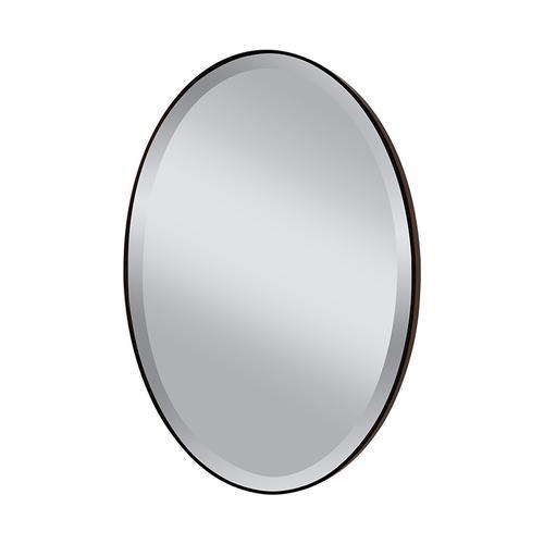 Johnson Oval Mirror Oil Rubbed Bronze