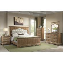 1048 Cottage Charm Queen Bed