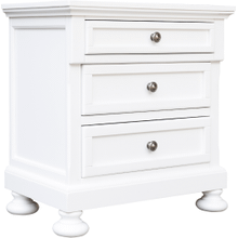 Willow Ridge White Nightstand