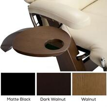 Perfect Chair ® Accessory Table - Dark Walnut