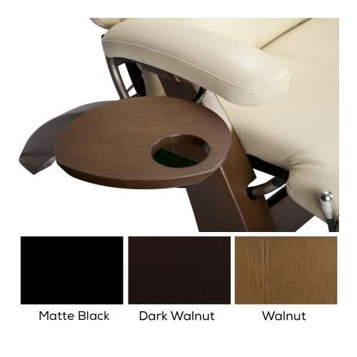 Human Touch - Perfect Chair ® Accessory Table - Dark Walnut