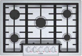 Benchmark™ Gas Cooktop 30'' Stainless steel NGMP056UC