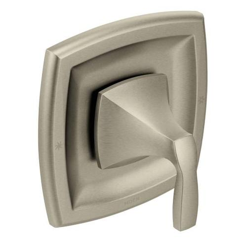 Voss brushed nickel posi-temp® valve trim