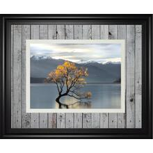"""Undisturbed"" By Michael Cahill Framed Print Wall Art"