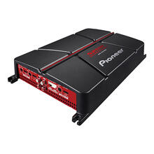 2-Channel - Class AB, 1000w Max Power - Bridgeable Amplifier