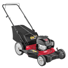 Yard Machines 11A-B9A9729 Push Mower