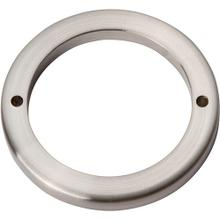 View Product - Tableau Round Base 2 1/2 Inch - Brushed Nickel