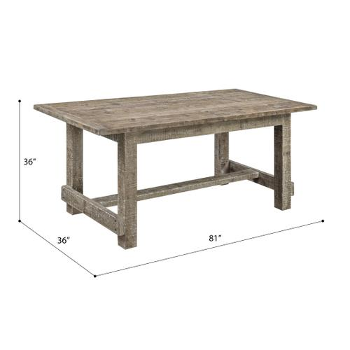 Emerald Home Furnishings - Gathering Height Dining Table