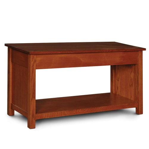 Simply Amish - Prairie Mission Bench