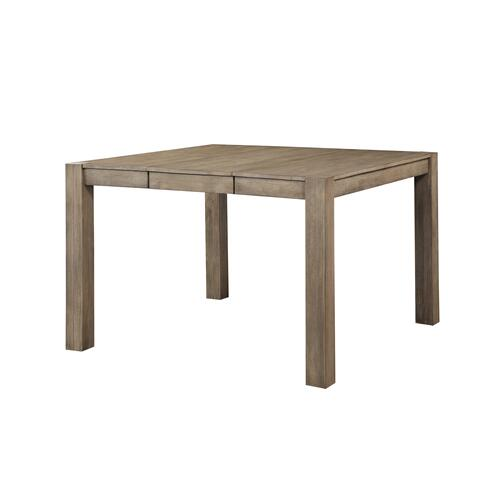 Cambridge Gathering Height Dining Table, Gray Brown 1126-tpb5454