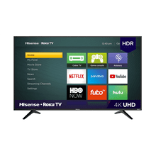 "55"" Class - R6 Series - 4K UHD Hisense Roku TV with HDR (2019) SUPPORT"