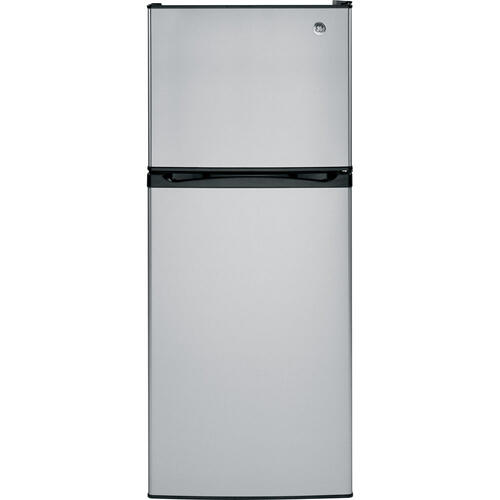 GE 11.55 cu.ft. Top Freezer Refrigerator Stainless Steel GPE12FSKSB