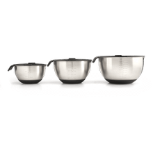 3 Piece Marinating Bowl Set