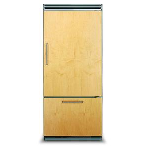 "Viking36"" Custom Panel Bottom-Freezer Refrigerator - FDBB5363E"
