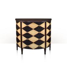 View Product - Pedroline, Noir & ivory - Harlequin Painted