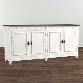 Bella Buffet w/Stone Top
