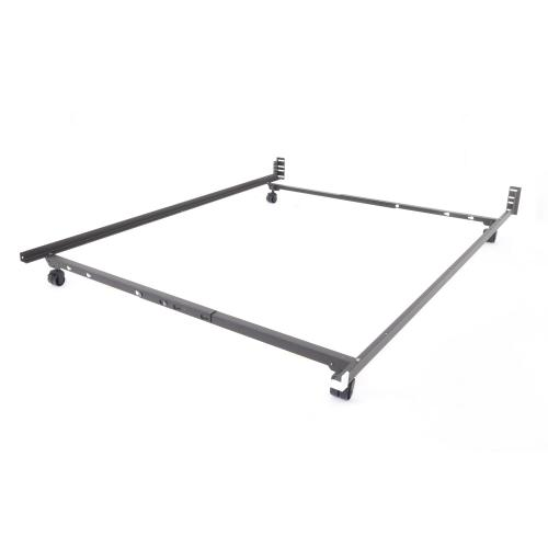 Insta-Lock LB-34 Low Profile Twin/Full/Queen Bed Frame