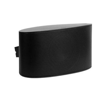 "Series Six 5.25"" Dual Voice Coil Outdoor Speaker, Black"