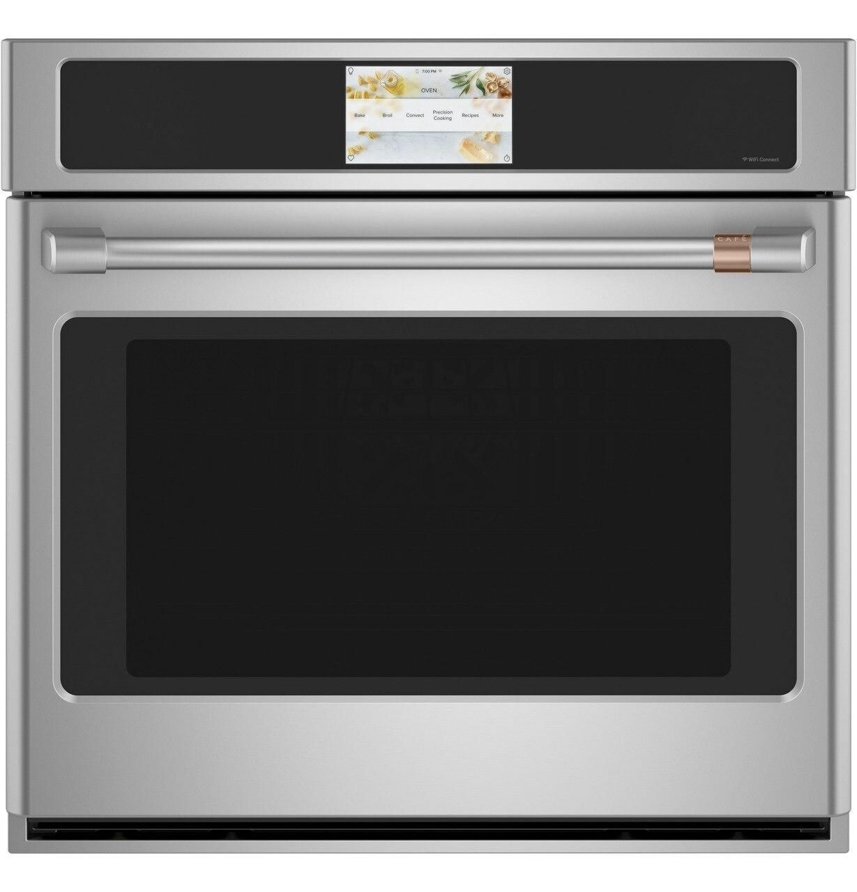 """CafeCafé™ 30"""" Smart Single Wall Oven With Convection"""