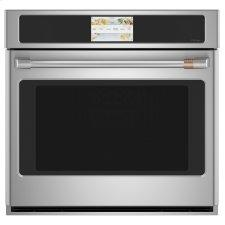 """Cafe™ 30"""" Smart Single Wall Oven with Convection"""