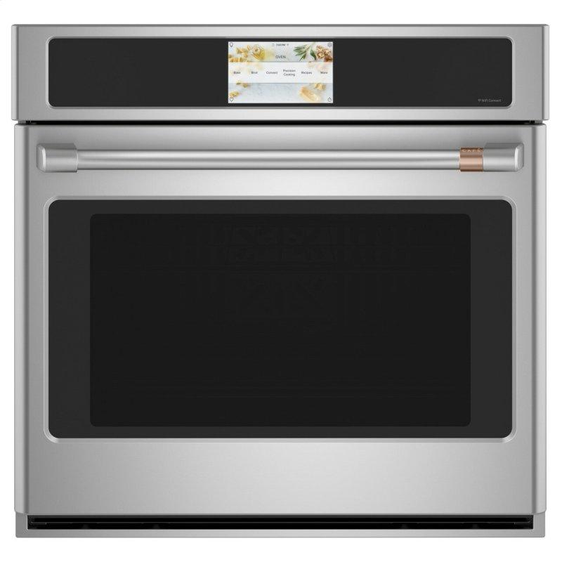 """Café™ 30"""" Smart Single Wall Oven with Convection"""