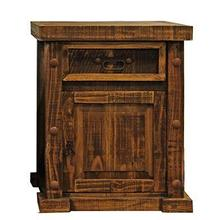 View Product - Rough Pine Left Nightstand