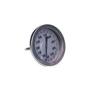 Barbecue Grill Box Lid Thermometer
