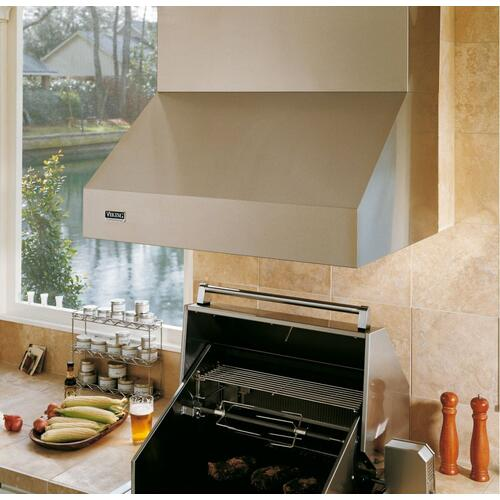 "36"" Wide, 18"" High Outdoor Hood - VWHO Outdoor Series"