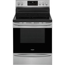 See Details - Frigidaire Gallery 30'' Freestanding Electric Range with Air Fry