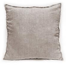 Linen Decorative Pillow, Lavender